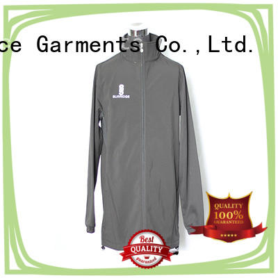 Chance nylon jacket supplier for outdoor