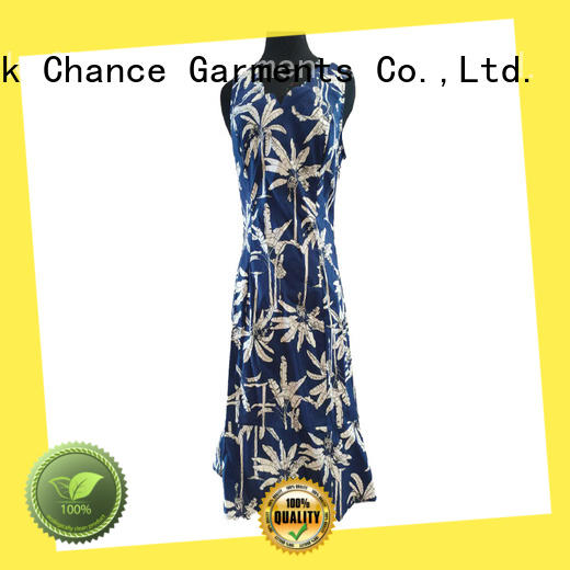 Chance stylish casual summer dresses manufacturer for party
