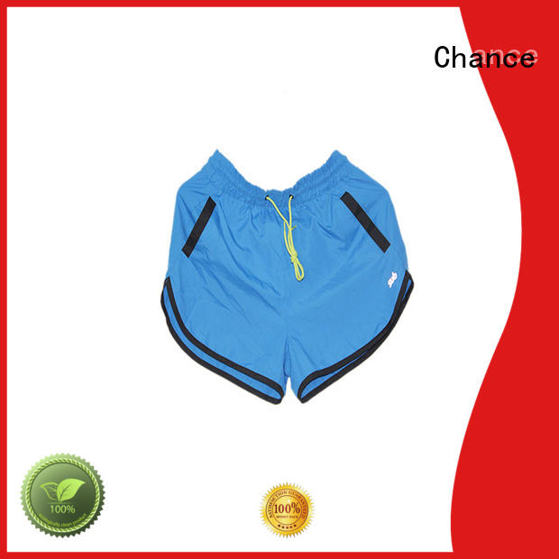 Chance sports shorts for men from China for beach