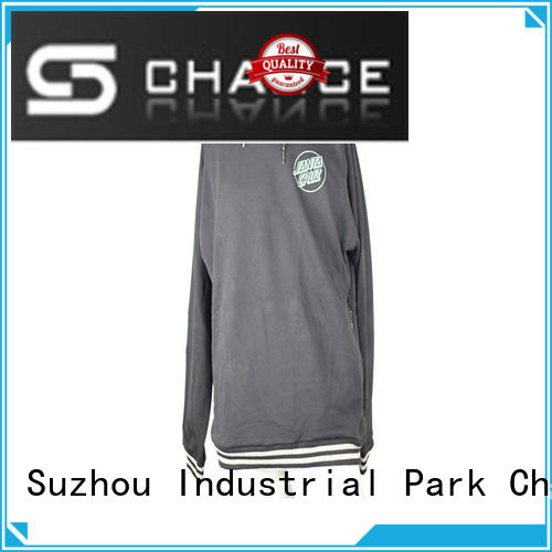 Chance custom sports sweatshirts design for sports